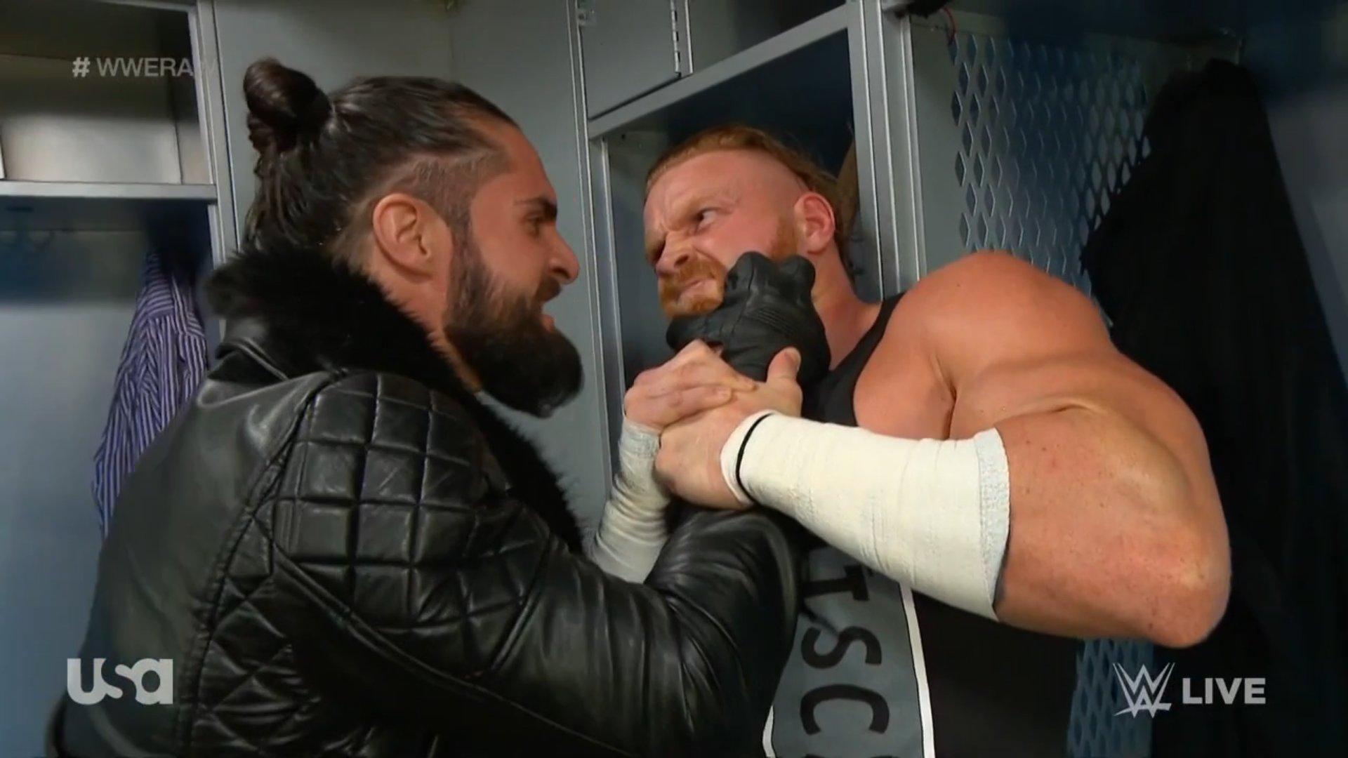 Seth Rollins acaba con Dominik y Buddy Murphy – Superluchas