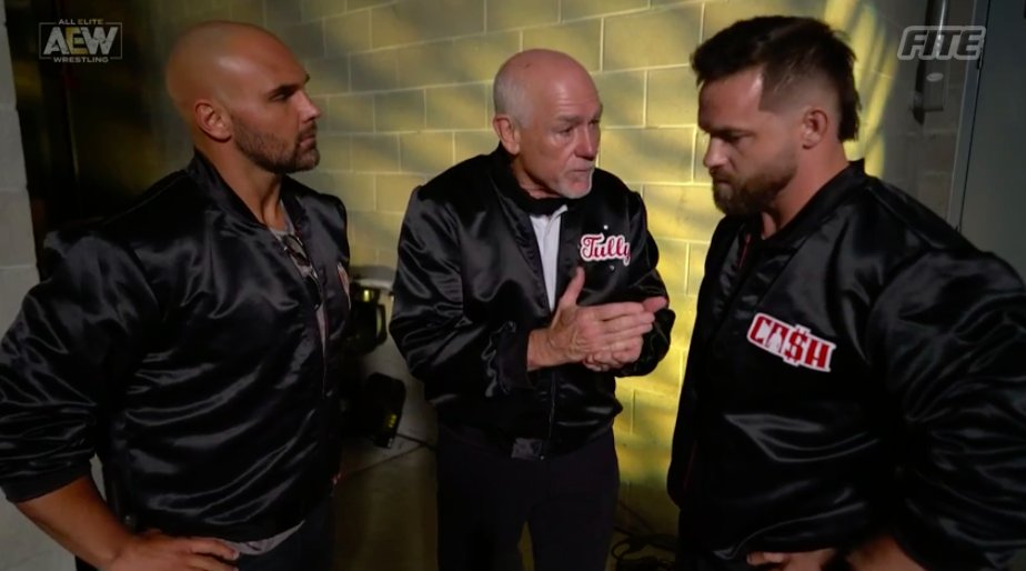 FTR with Tully Blanchard - AEW