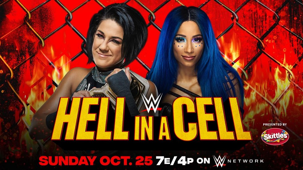Bayley avisa a WWE: «No firmaré para Hell in a Cell» – Superluchas