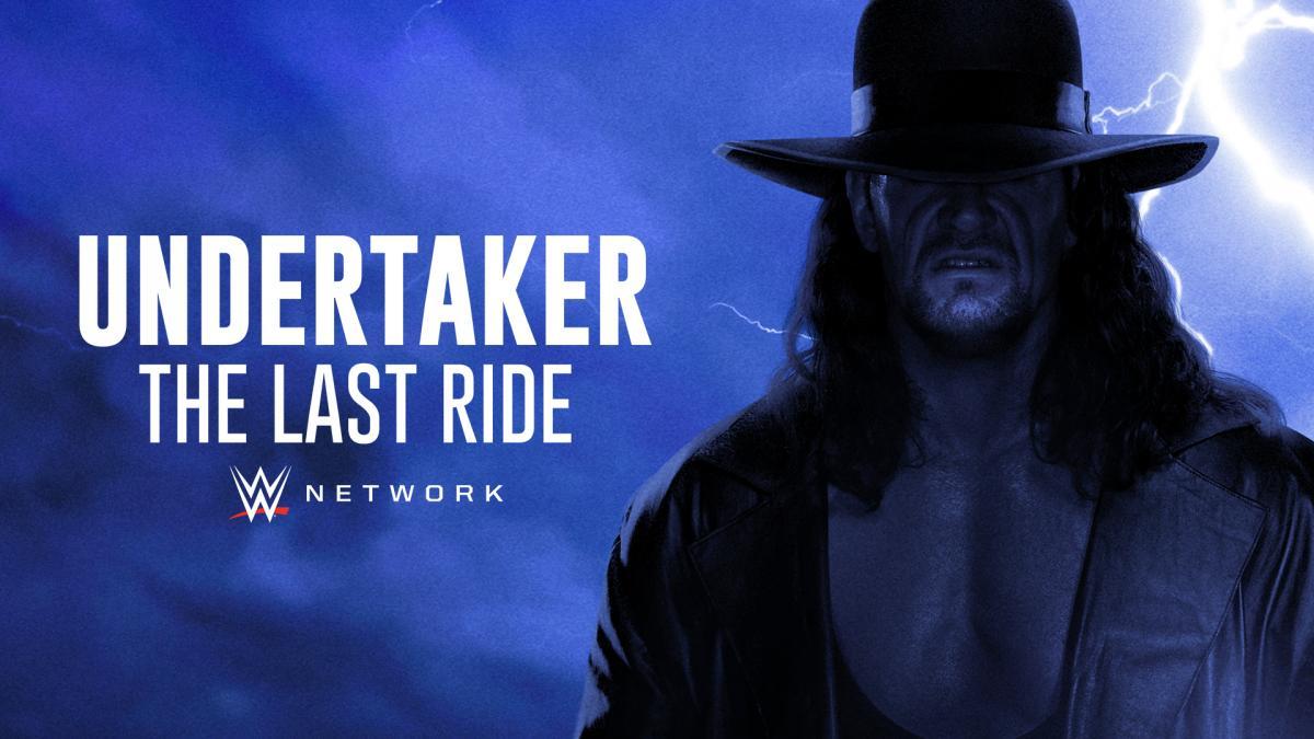 The Undertaker: The Last Ride ahora puede verse gratis en WWE Network –  Superluchas