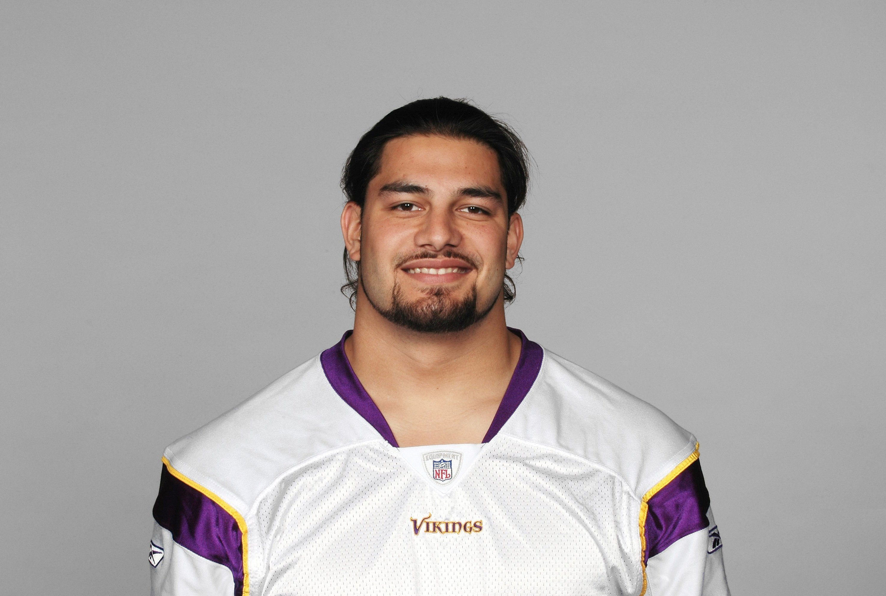 Roman Reigns in his time as a football player