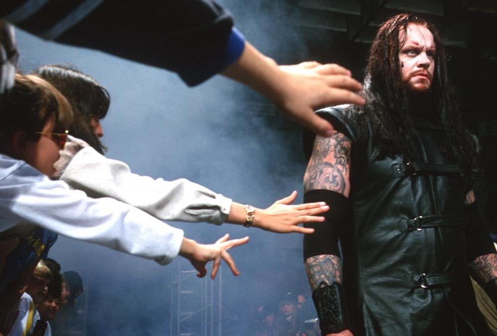 The Undertaker during the Attitude Era - WWE