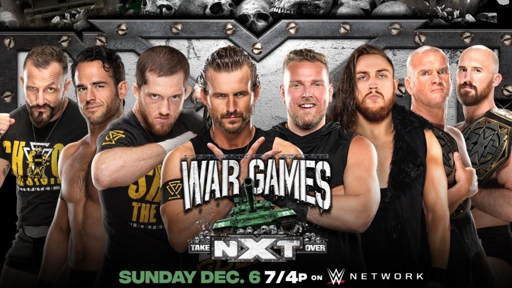 The Undisputed Era y The Kings of NXT en TakeOver WarGames 2020 - WWE