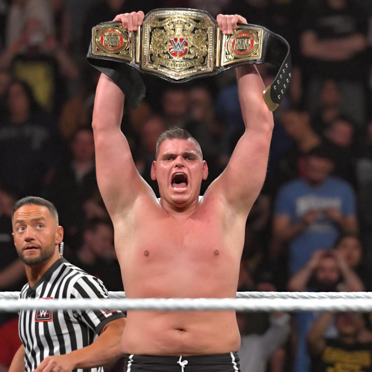 WALTER crowned NXT UK Champion at TakeOver New York - WWE