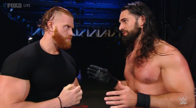 seth rollins and murphy smackdown 6 november 2020 2