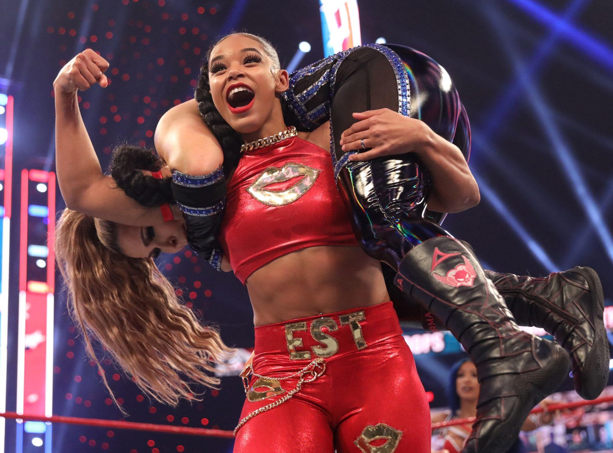 Bianca Belair confía en que ganará el Royal Rumble 2021 | Superluchas