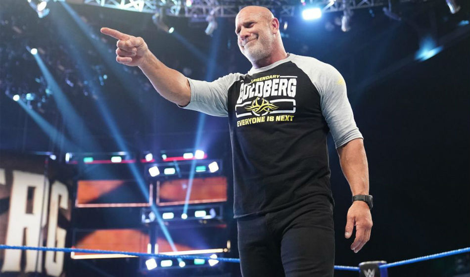 """Dolph Ziggler doesn't want comparisons with Goldberg: """"I am good at fighting"""""""