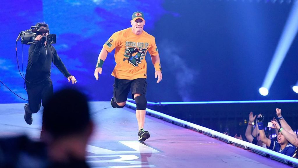 "Jim Cornette believes that John Cena was ""wasted"" in WWE"