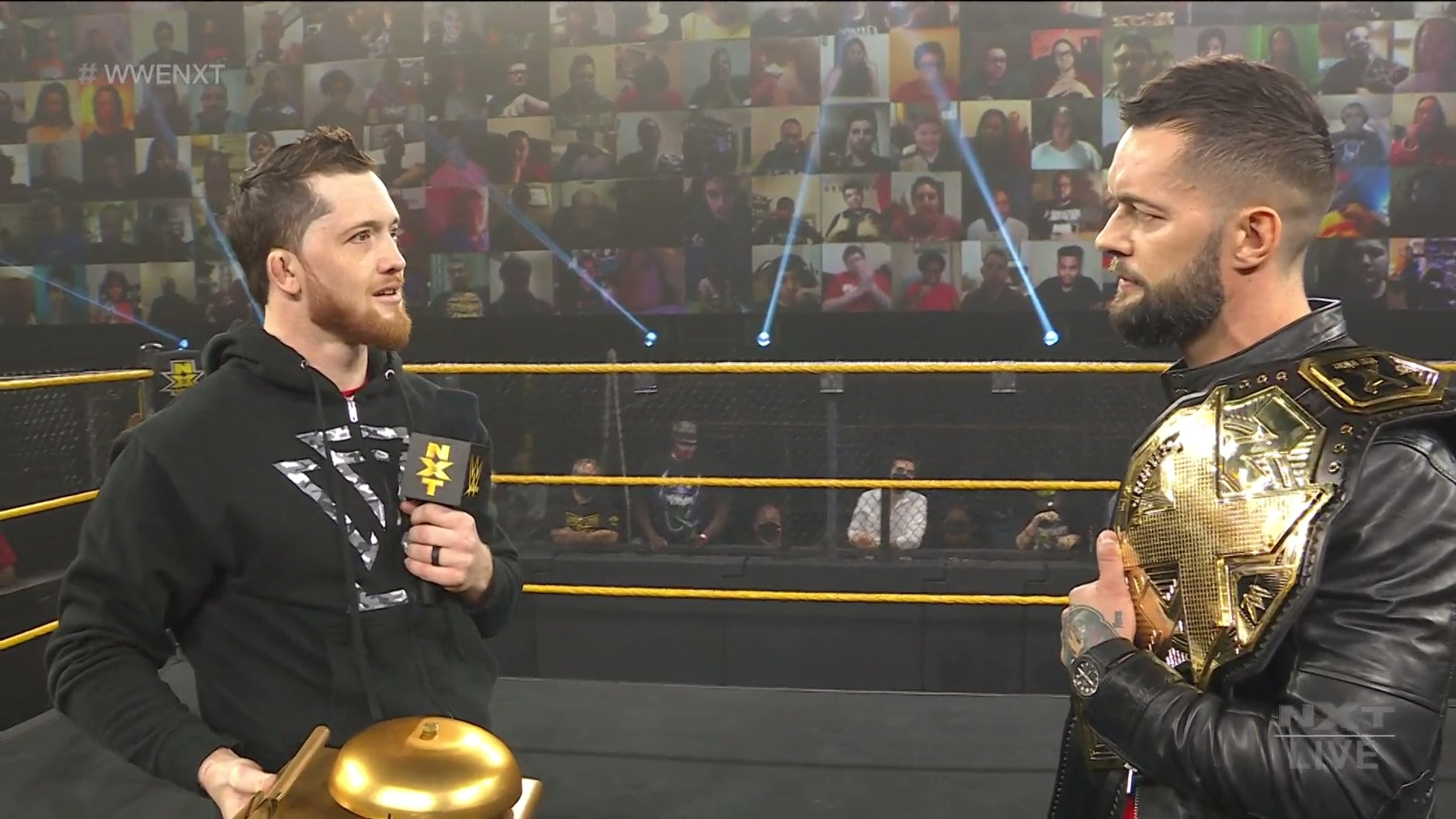 3 x 3: The best and worst of NXT December 30, 2020