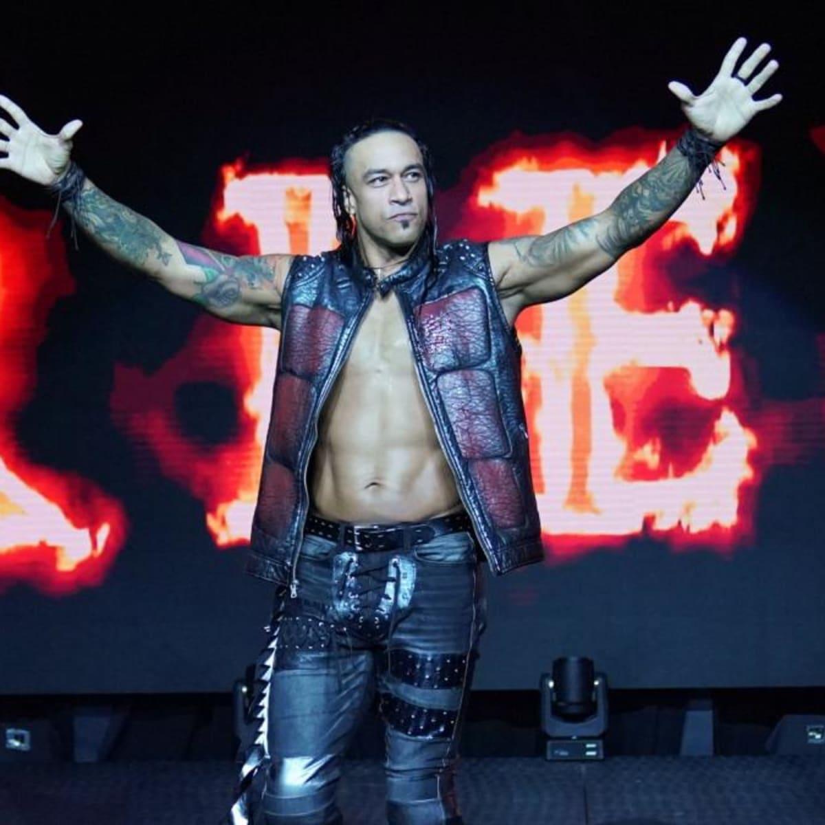 Damian Priest in NXT / WWE