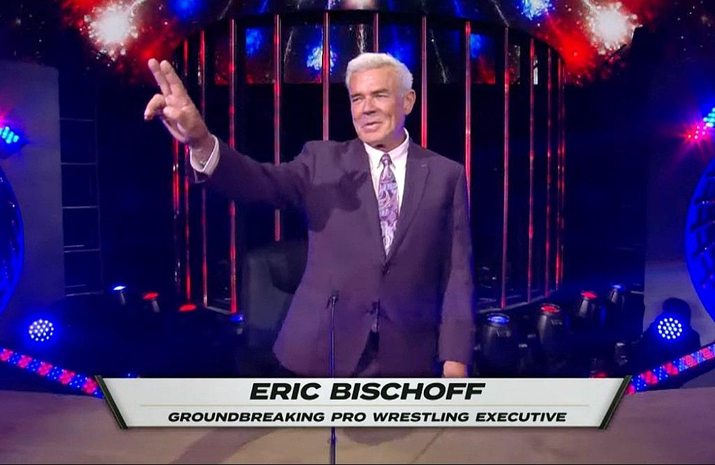 "Eric Bischoff: ""WWE is a factory, AEW an art studio"""