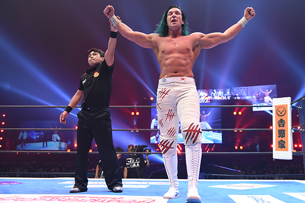 Jay White seems out of the question for AEW