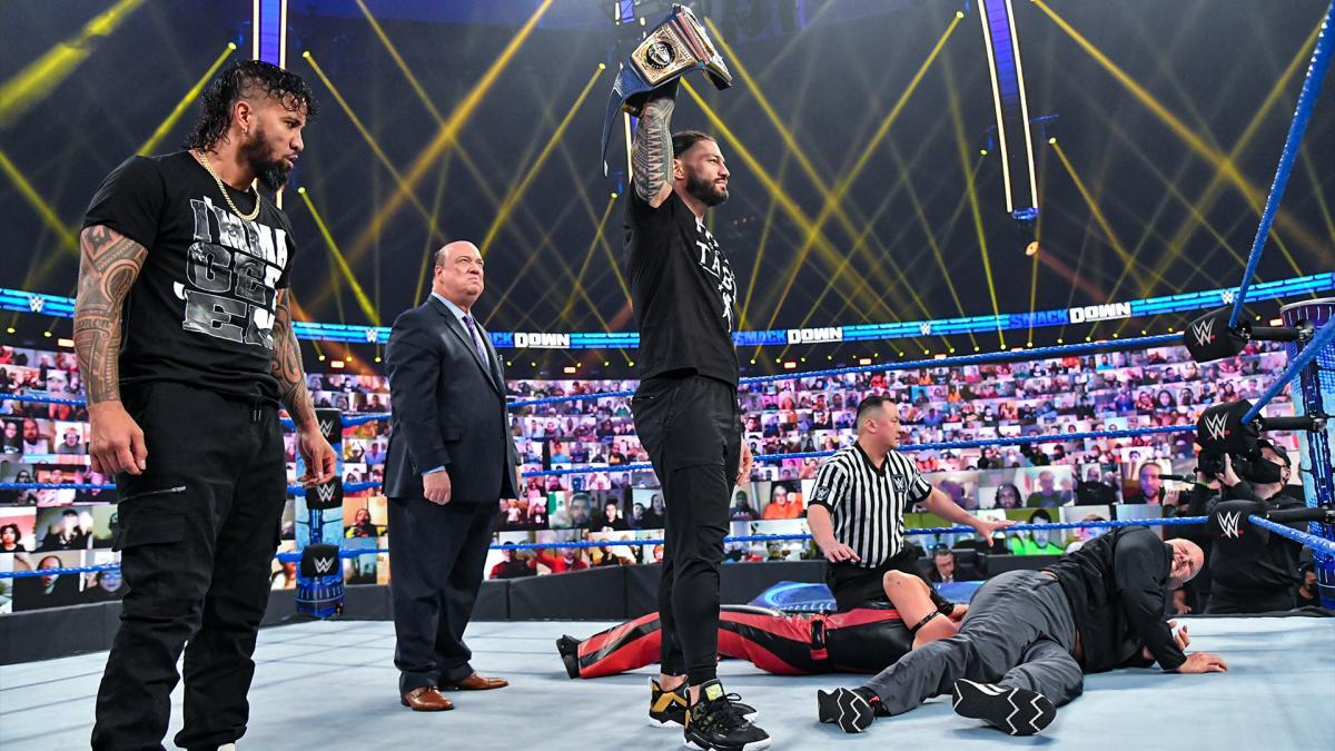 Shinsuke Nakamura as Universal Champion?  AJ Styles sees it
