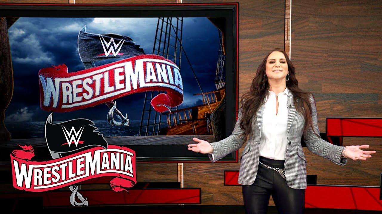 Stephanie McMahon - Welcome to WrestleMania 36