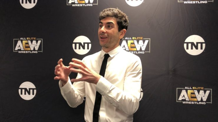 "Tony Khan: ""I'm a fan of wrestling thanks to Hulk Hogan"""