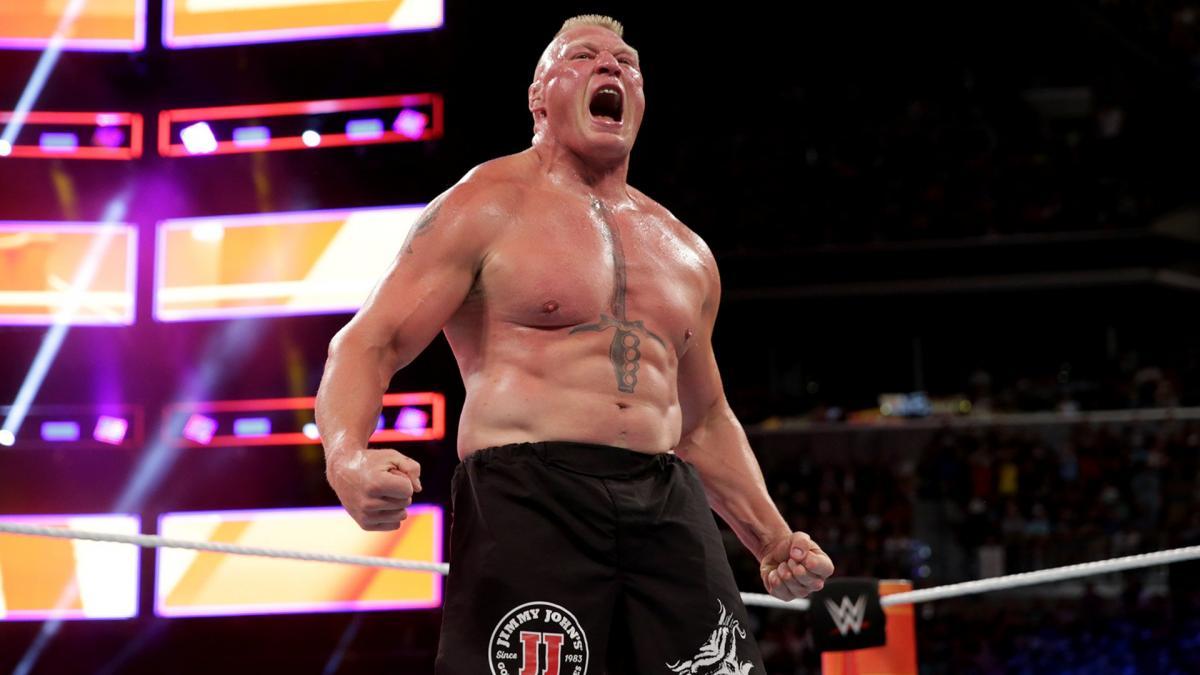 Brock Lesnar / WWE
