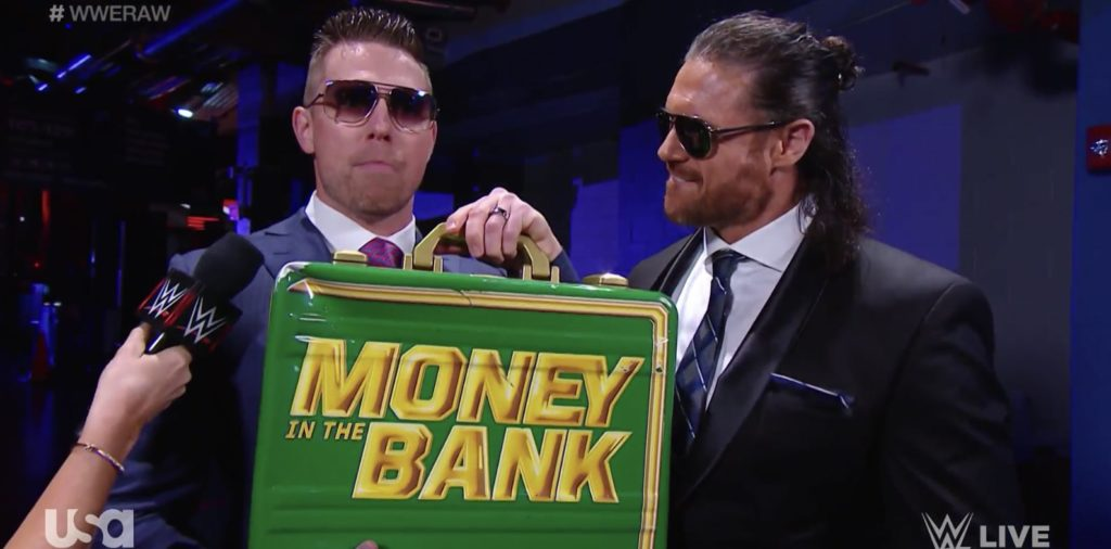 Does The Miz have merits to be considered one of the top 4 in WWE?
