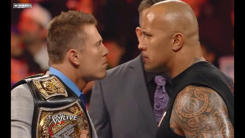 "The Miz: ""The Rock made me love WWE again"""