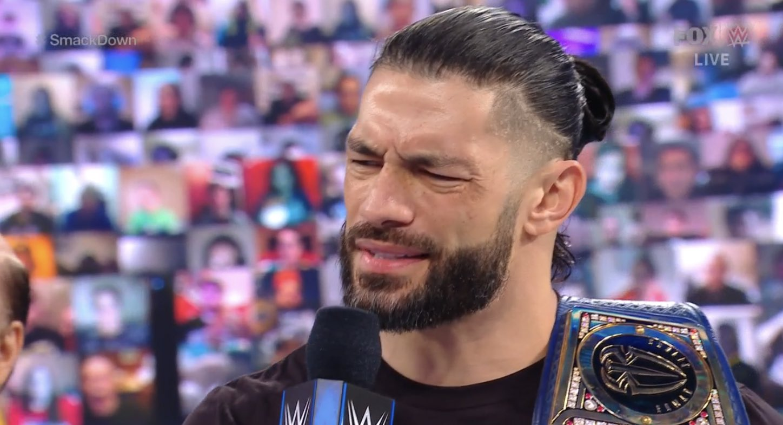 Roman Reigns - SmackDown January 8, 2021