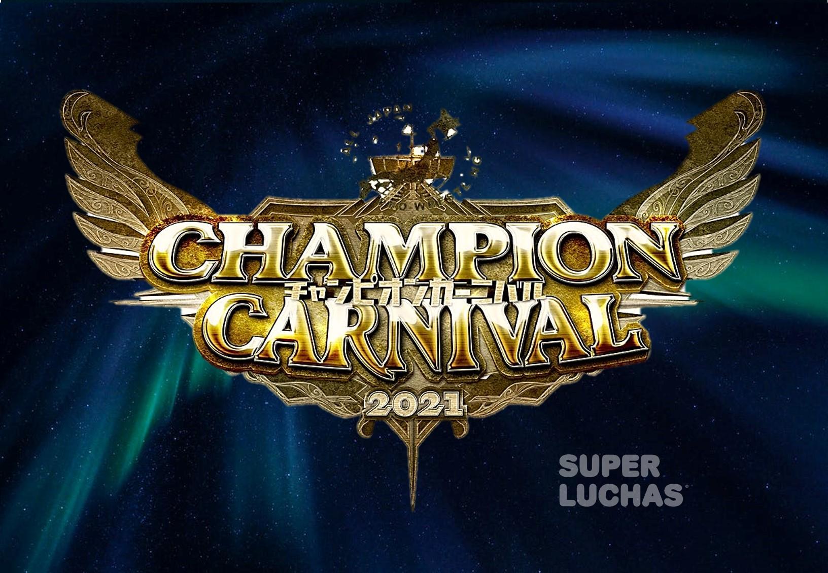 AJPW: Champion Carnival 2021 Tournament Announced ...