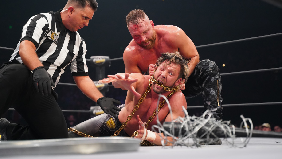 """Kenny Omega and Jon Moxley will bring the extreme back to the showcase """"mainstream"""""""