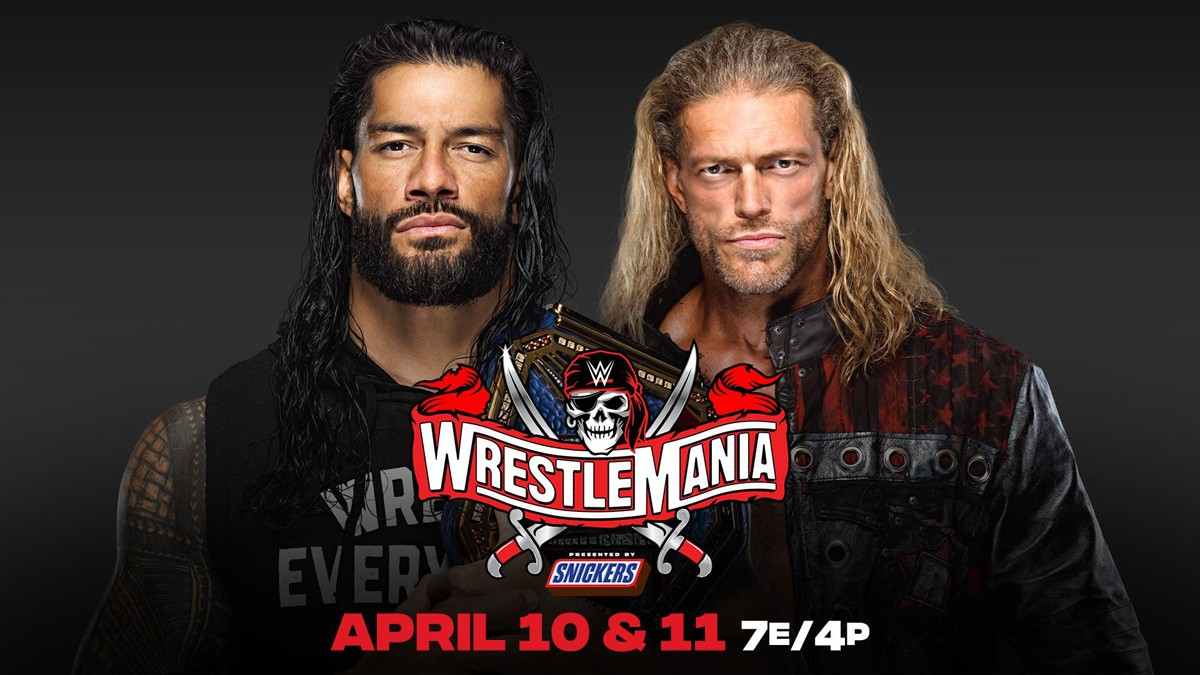 Booker T doesn't think Edge will be crowned at WrestleMania 37