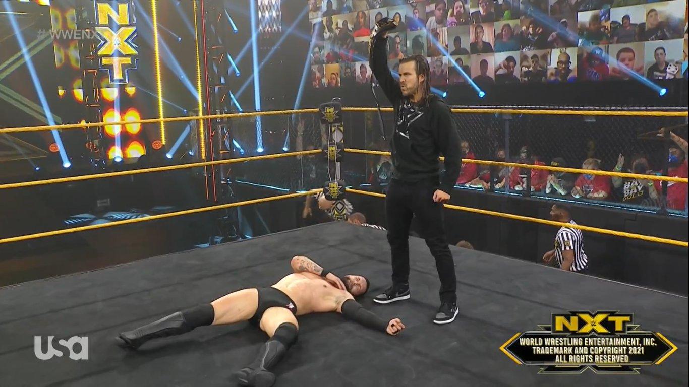 Adam Cole - NXT February 17, 2021
