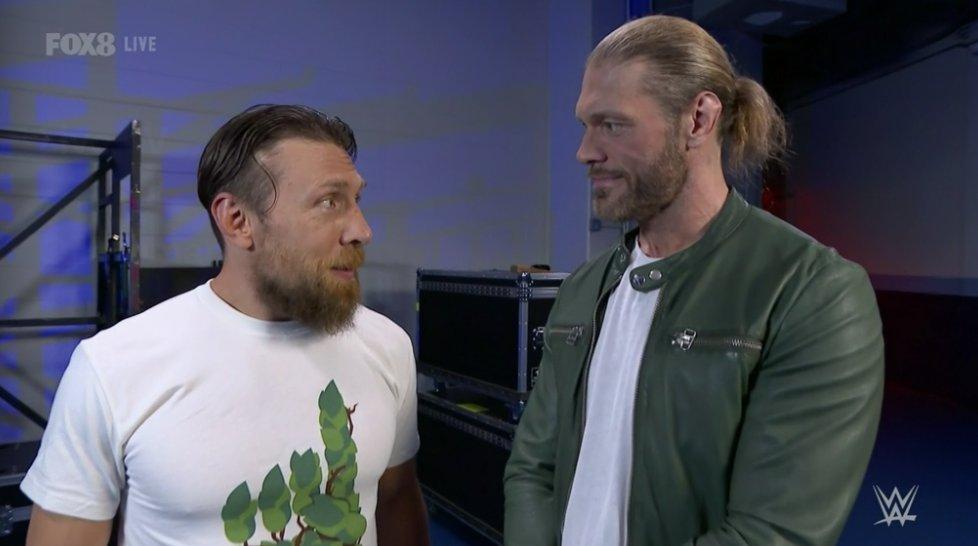 Edge and Daniel Bryan - SmackDown February 19, 2021