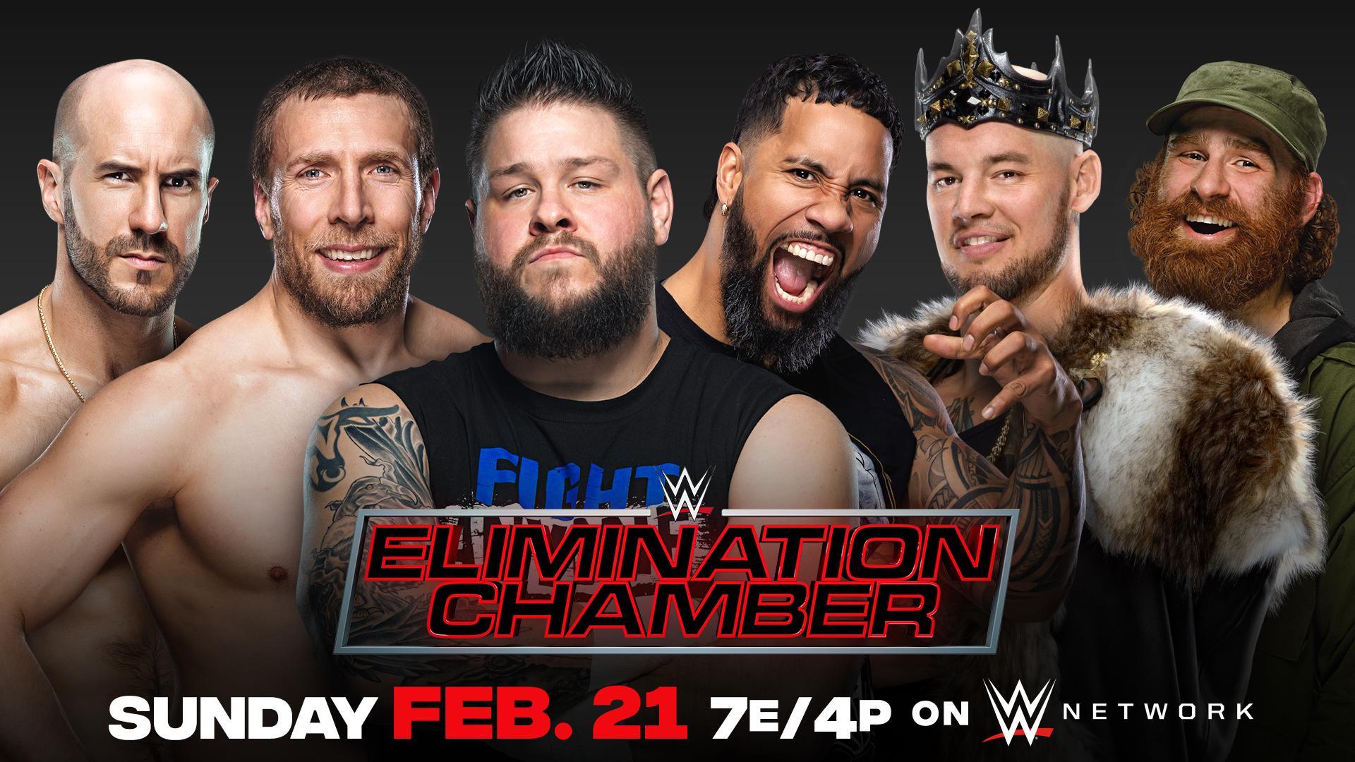 Elimination Chamber SmackDown