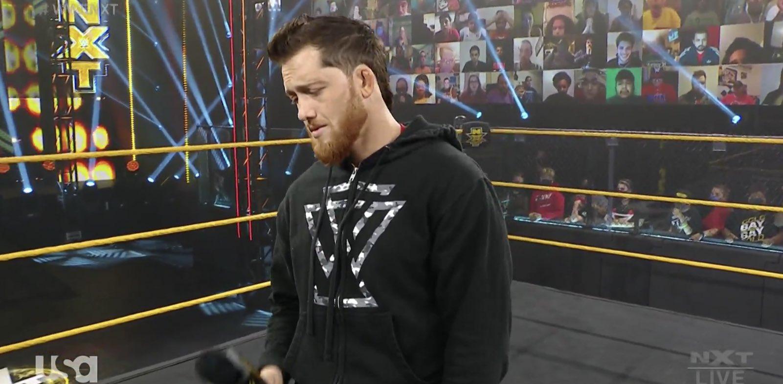 Kyle O'Reilly - NXT February 17, 2021