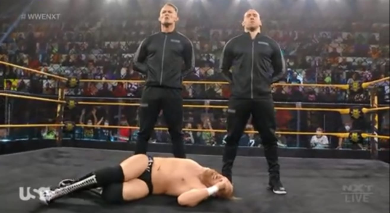 Does IMPERIUM kick Alexander Wolfe out of the group? | Superfights