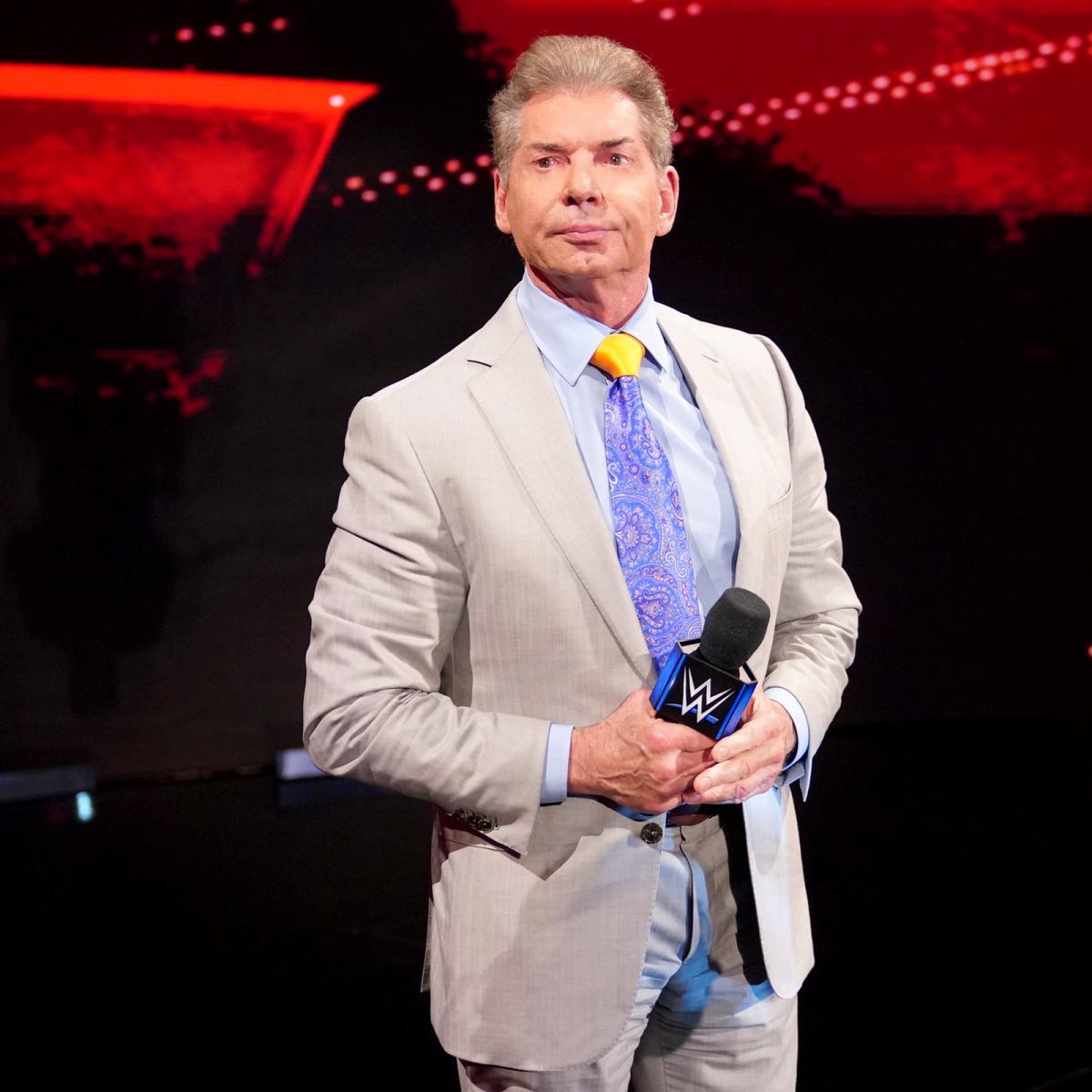 Vince McMahon on WWE SmackDown (07/16/2021) / WWE