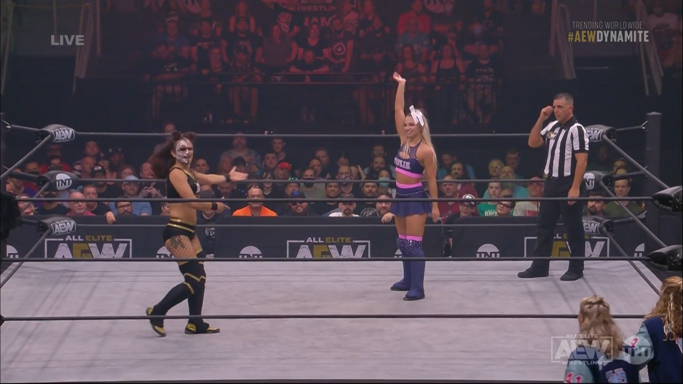 3 × 3: The best and worst of AEW Dynamite July 28, 2021