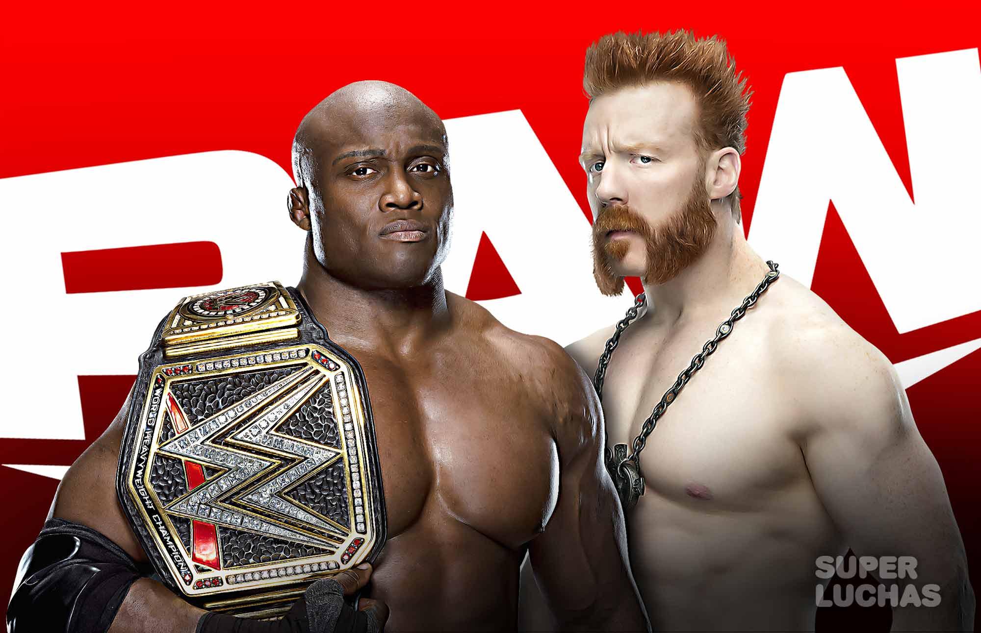 Cobertura y resultados WWE Raw 30 de agosto 2021