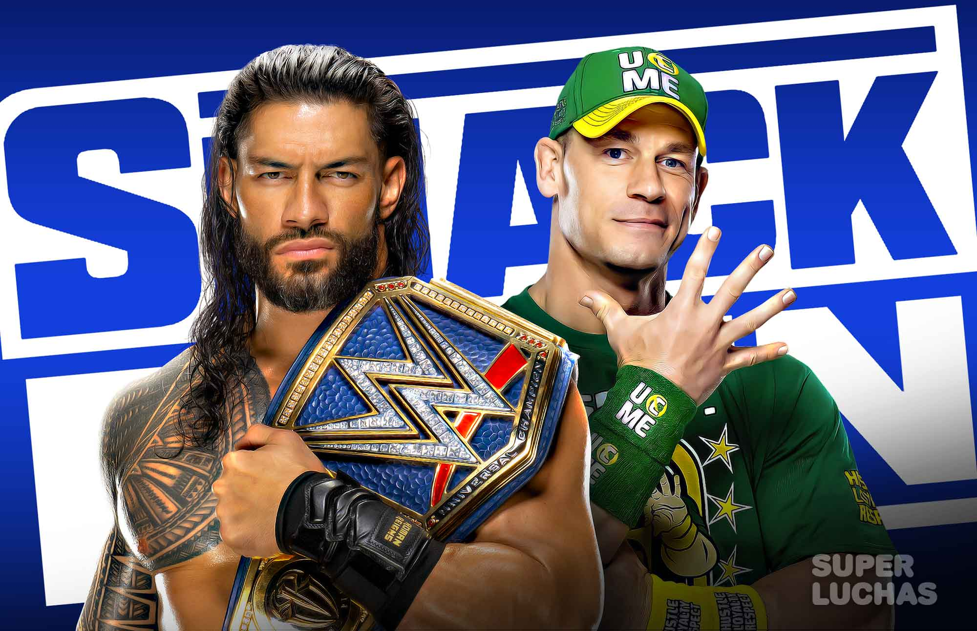 WWE SMACKDOWN August 20, 2021 | Live results | One day from SummerSlam