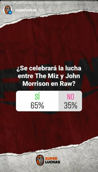 The Miz vs. John Morrison on Raw would have been canceled | Superfights