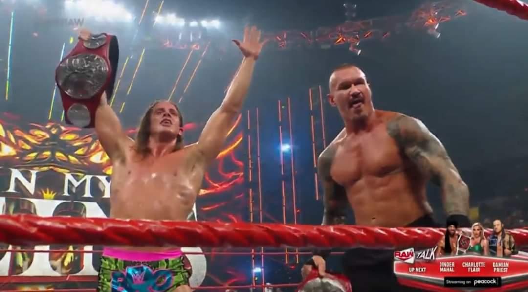 RK-Bro - WWE Raw August 23, 2021