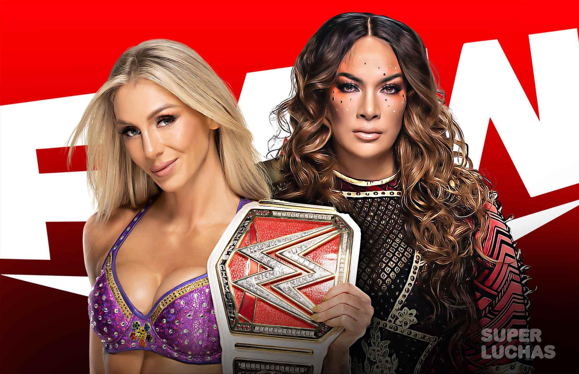 Previous WWE Raw September 6, 2021 I Charlotte Flair vs. Nia jax