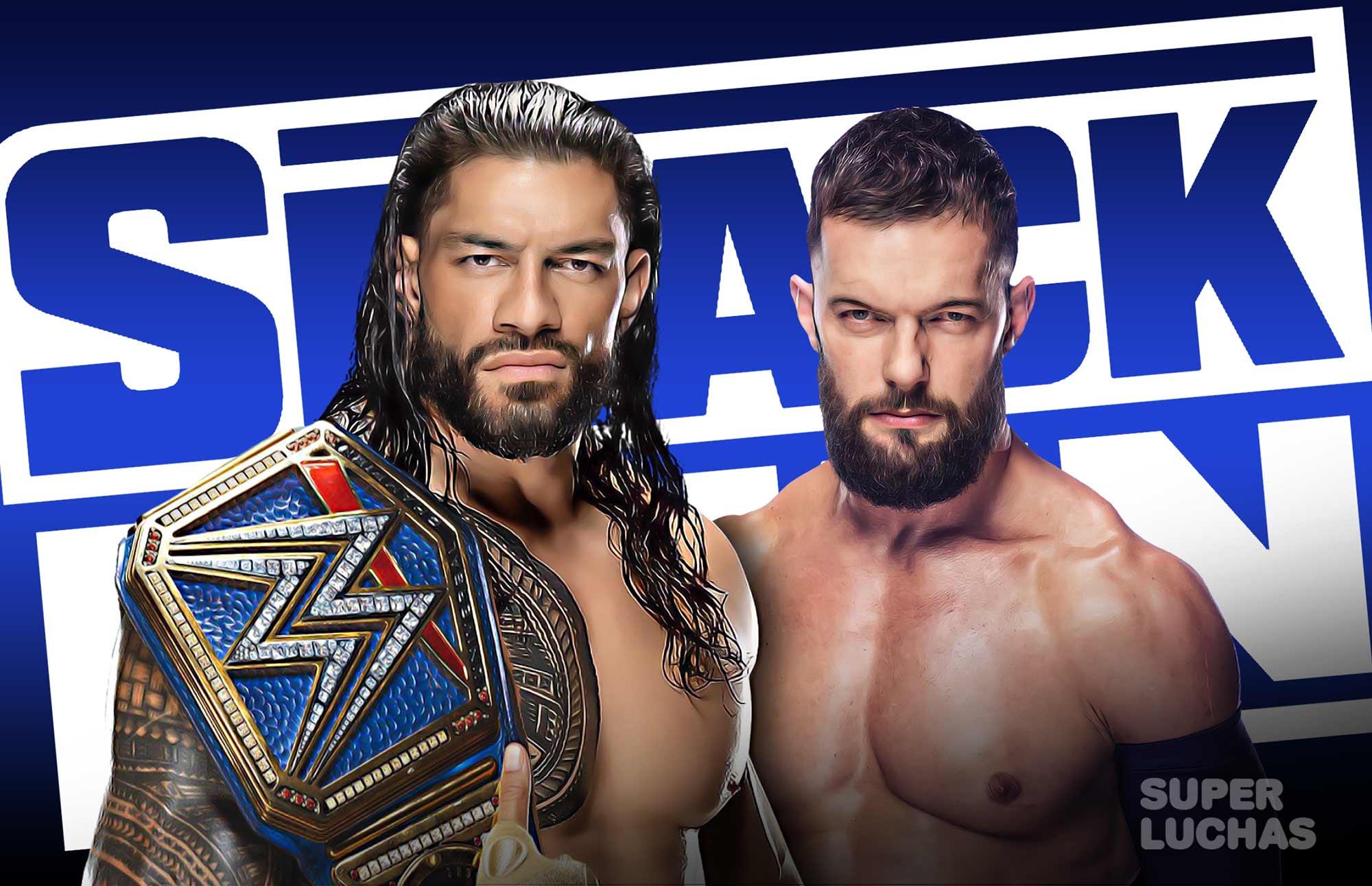 WWE SMACKDOWN September 3, 2021 | Live results | Roman Reigns vs. Finn Bálor