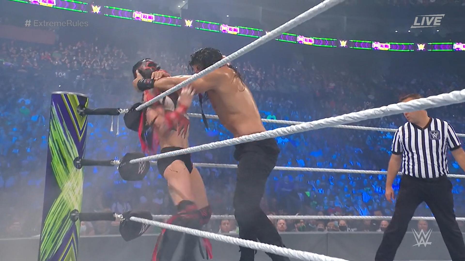 Roman Reigns vs. Finn Bálor - WWE Extreme Rules 2021