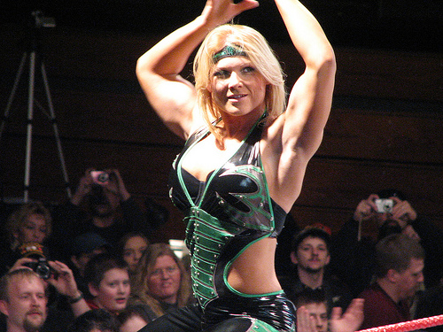 Beth Phoenix / Big Ed @ Flickr
