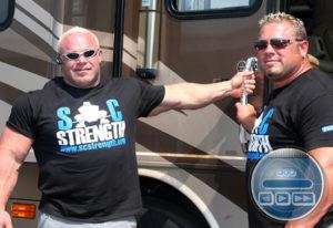 """""""Strongman"""" Jon Andersen llega al CMLL - Inicia cliclo escolar en la """"La Universidad de los Guapos"""" 2"""