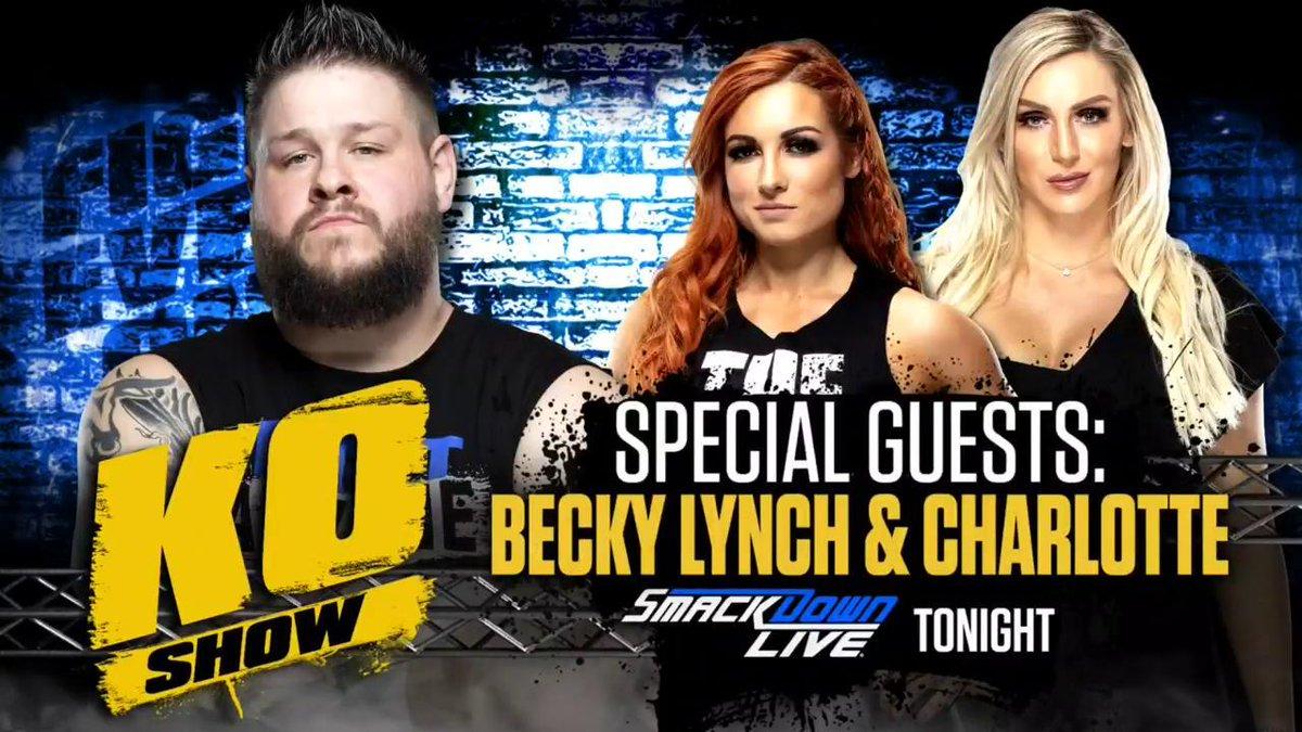 Resultados SmackDown Live (19-03-19) — Kofi Kingston, por la hazaña 12