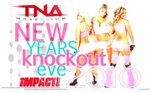 TNA iMPACT (Resultados 31 diciembre 2009) - Transmisión especial de los 3 mejores encuentros del año 2