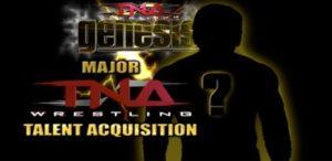 TNA ya promueve el debut de una gran contratación sorpresa para el PPV Génesis 3