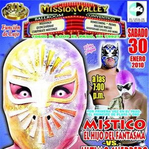 Místico se presentara en el Paso Texas, la tierra en que nació el Incognito (Mystyco de Juarez) 5
