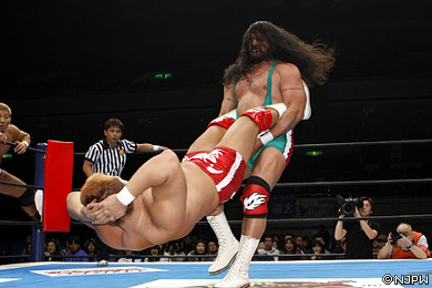 Resultados NJPW (14 de Febrero) - NO LIMIT vence a Terrible y Texano Jr. 1