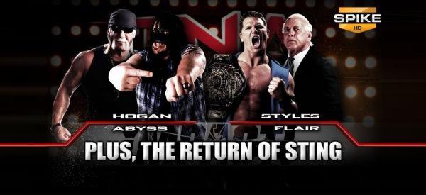 TNA iMPACT (Cobertura y resultados 8 marzo 2010) - Hogan y Flair vuelven al ring - ¿Rob Van dam se presenta en TNA?  1