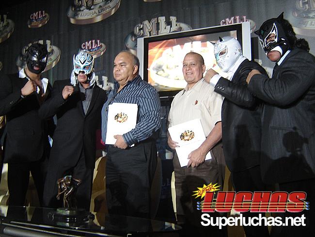 CMLL- Arena México (19 marzo 2010) Análisis de los participantes de Homenaje a Dos Leyendas 1