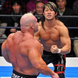 Resultados NJPW (14 de Marzo) - Tanahashi derrota a Strongman Jon Andersen 7